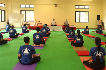 PG Diploma in Yoga Education (PGDYEd)
