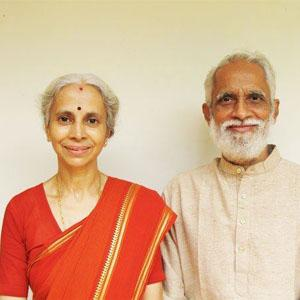 A.G. Mohan & Indra Mohan