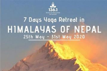 Retreat in Himalayas of Nepal - Yash and Markism