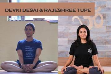 Iyengar Workshop with Devki Desai and Rajeshree Tupe