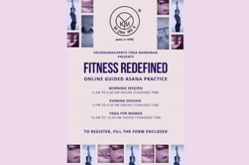 Fitness Redefined - Guided Asana Practice