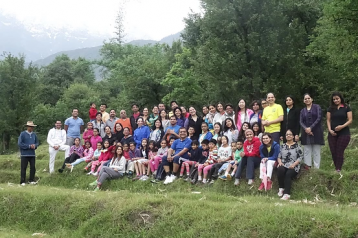 The International Yoga Retreat for Kids and Adults