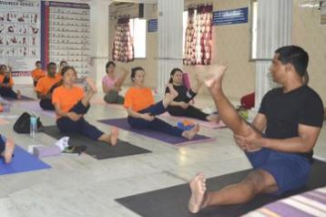 Intensive Hatha Yoga TTC (Basic to Intermediate Level)