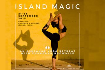 Island Magic with Chandana Bhowmick