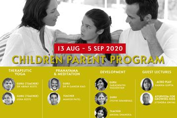 Children Parent Program