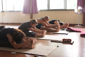 Yoga Therapy for Chronic Diseases