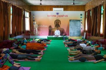 100 Hour Hatha Yoga TTC - Tattva