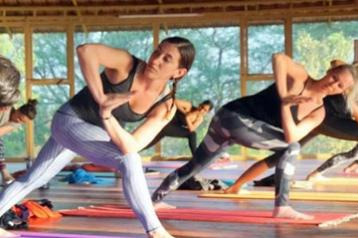 Intensive Yoga Retreat - Intermediate & Advanced Levels