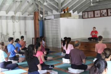 Introductory Course (Weekend) - Iyengar Yoga