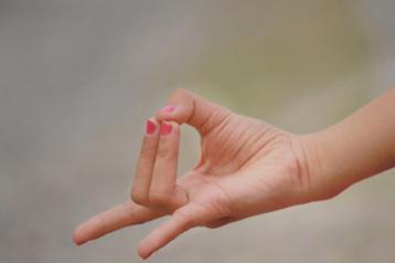 Mudras for Well-being Course