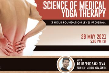 Science of Medical Yoga Therapy