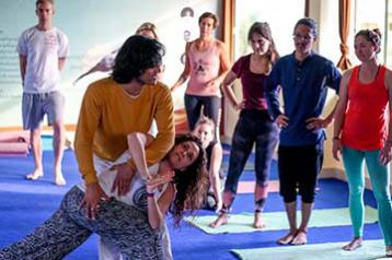 200 Hour New to Ashtanga Yoga TTC