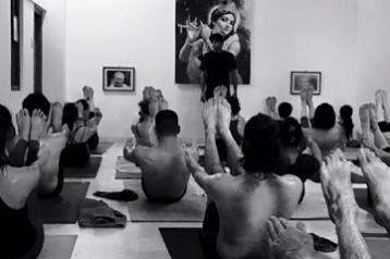 Ashtanga Vinyasa TTC - Intermediate Series