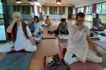 Treatment-oriented Yoga Therapy