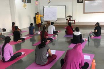 Post-graduate Diploma in Yoga Therapy (850+ hours)